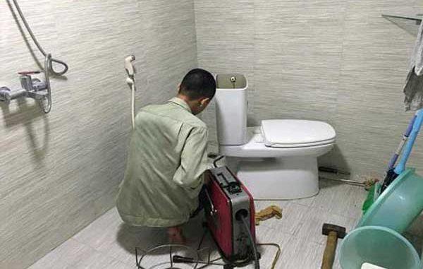 Thông tắc vệ sinh tại quận cầu giấy giá rẻ 0973429689