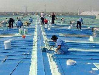 Dịch vụ chống thấm dột tại nguyễn đức cảnh đội ngũ nhân viên chuyên xử lý chống sàn nhà ,mái nhà vệ sinh triệt để nhất tại quận hoàng mai