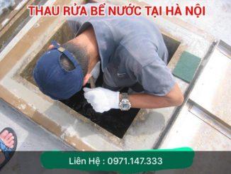 Dịch vụ thau rửa bể nước ăn tại Nguyễn Trãi đội ngũ nhân viên thau rửa bể nước ăn nhanh gọn sạch sẽ bảo vệ sinh sạch với hệ thống máy tốt nhất