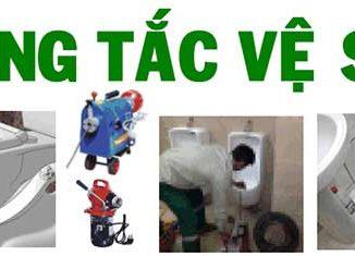 Dịch vụ thông tắc vệ sinh tại phạm hùng đội ngũ nhân viên thợ giỏi tay nghề chuyên nghiệp sử lý triệt để các hệ thống cống bồn cầu chậu rửa bát nhanh nhất