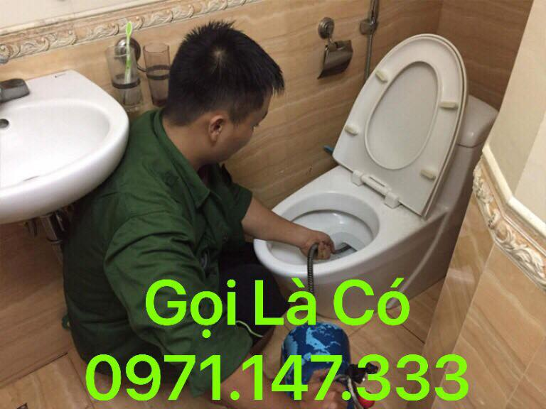 Thông tắc bồn cầu tại Khương Trung 0971.147.333 Chuyên nghiệp