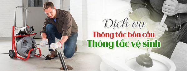 Thông tắc vệ sinh tại Kim Ngưu chuyên thông tắc nhà vệ sinh bồn rửa bát,thông bồn cầu đường ống thoát nước giá rẻ tại triệt để 100%