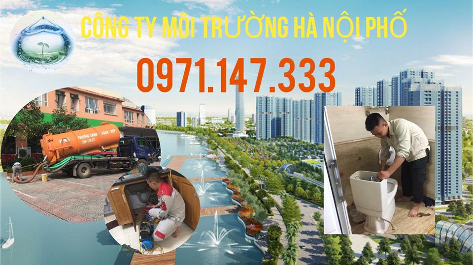 Thông tắc nhà vệ sinh giá rẻ 24h tại Hà Nội